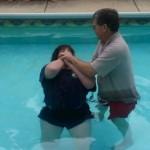 Denise Baptism