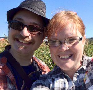 James and Rachael
