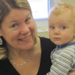 Joanne, pediatric nurse.